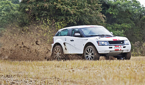 Land Rover ? Bowler