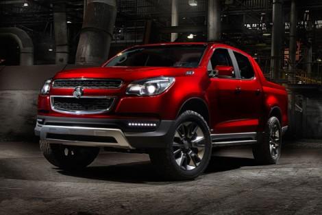 Holden сохраняет своё лицо внутри General Motors