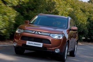 Новый Mitsubishi Outlander в Калуге