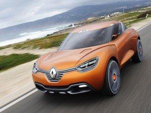 Renault сделает ставку на компактный кроссовер