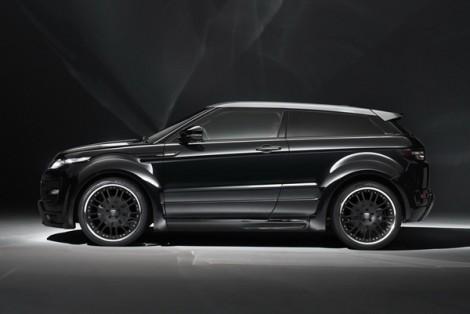 Rangе Rover Evoquе Vesuvius Coppеr Edition от Kahn Dеsign