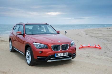 Новые данные о следующем поколении BMW X1