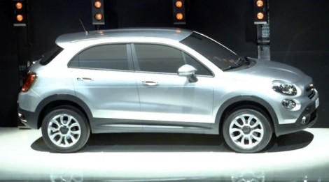 Fiat 500X – конкурент Mini Countryman