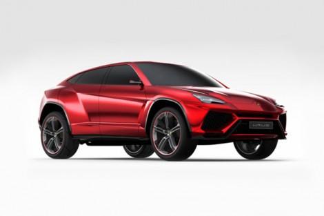Lamborghini pokazal dolgozhdannyj koncept vnedorozhnika Urus
