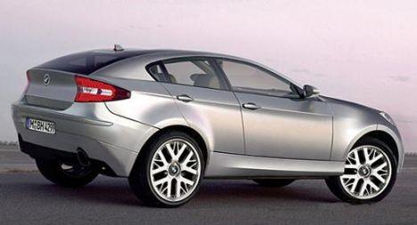 BMW X4 M версия
