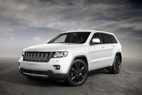 На европейский рынок поступят спецверсии Jeep