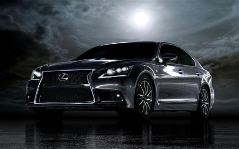 2013-Lexus-LS-460-F-Sport-front-three-quarter-2