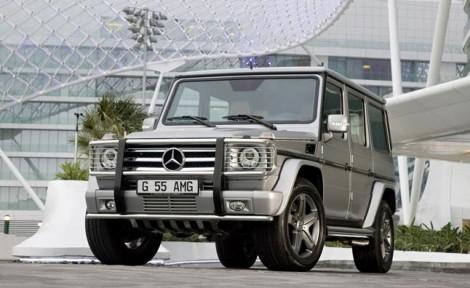Mercedes-G55-AMG
