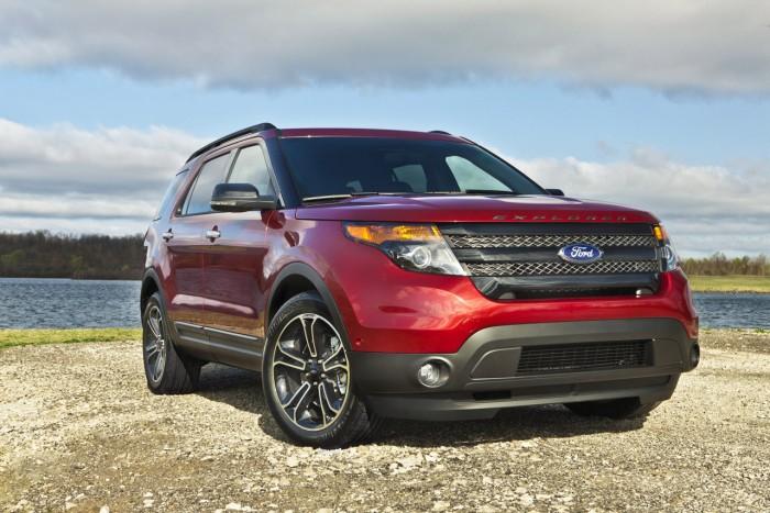 Ford Explorer Sport 2013 ?????????? ????
