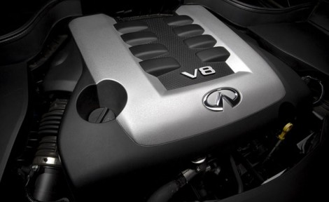 infiniti-v8-engine