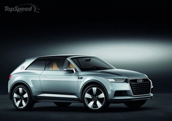 Audi планирует расширить линейку Q