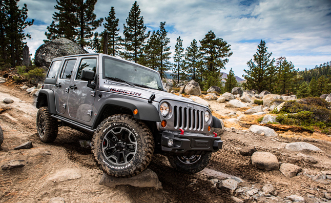 Jeep Wrangler отмечает 10-летний юбилей