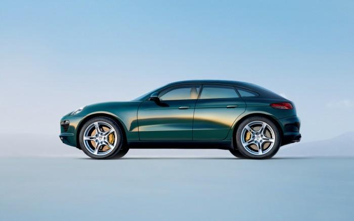 Porsche делится информацией о Macan