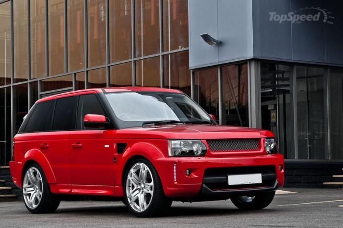 Range Rover ?? ????????? Kahn Design