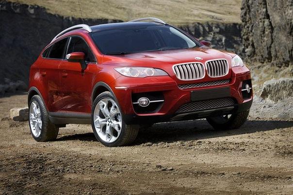 Утвержден концепт BMW X4
