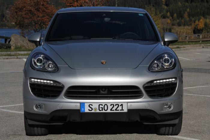 Дизельный 2013 Porsche Cayenne S