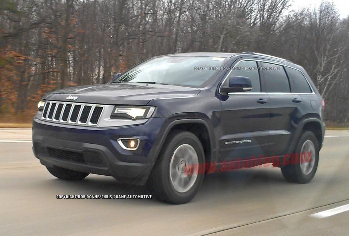 Jeep Grand Cherokee получит дизельный двигатель