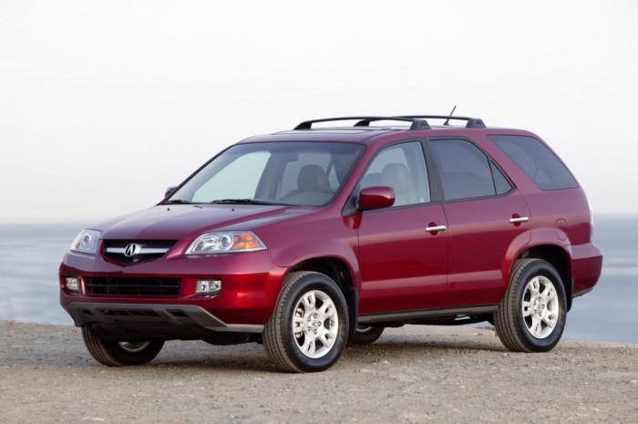 Honda отзывает 871,000 SUV и минивэнов