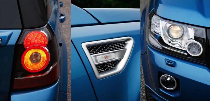 Land Rover Freelander 2 детали