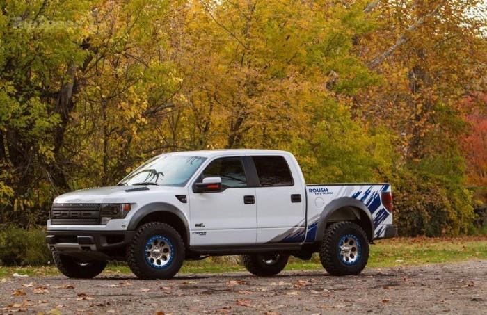 Ford Raptor Phase 2 от агентства Roush Perfomance