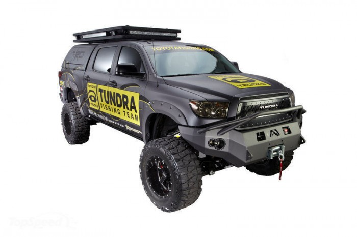 Мечта рыбака - Toyota Tundra Ultimate Fishing