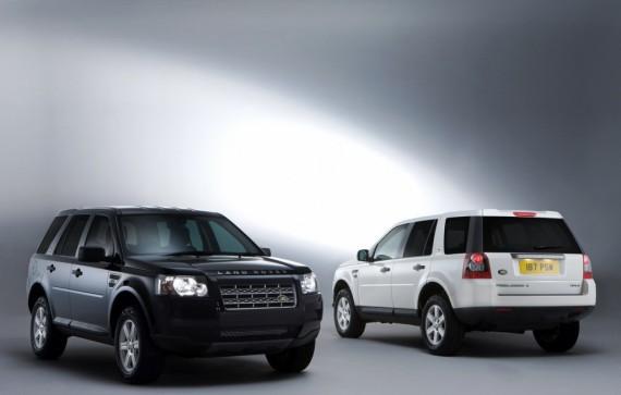 Ограниченный выпуск Land Rover Freelander 2