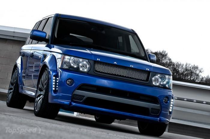 Тюнинг Range Rover RS300