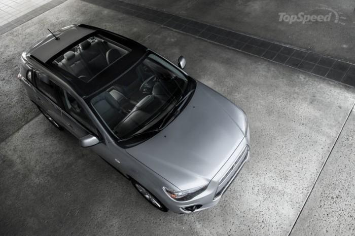 Ограниченный выпуск Mitsubishi Outlander Sport