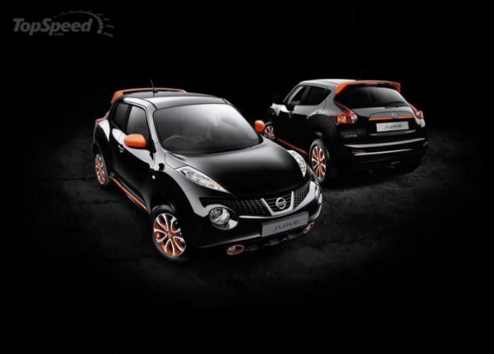 Nissan запускает программу персонализации Juke