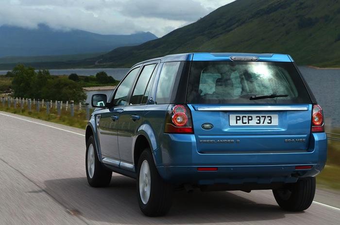 Land Rover Freelander 2 продажи уже идут!