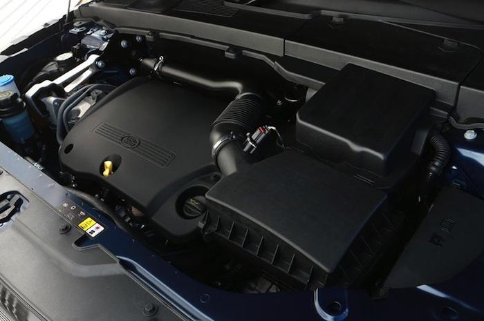 Land Rover Freelander 2 двигатель