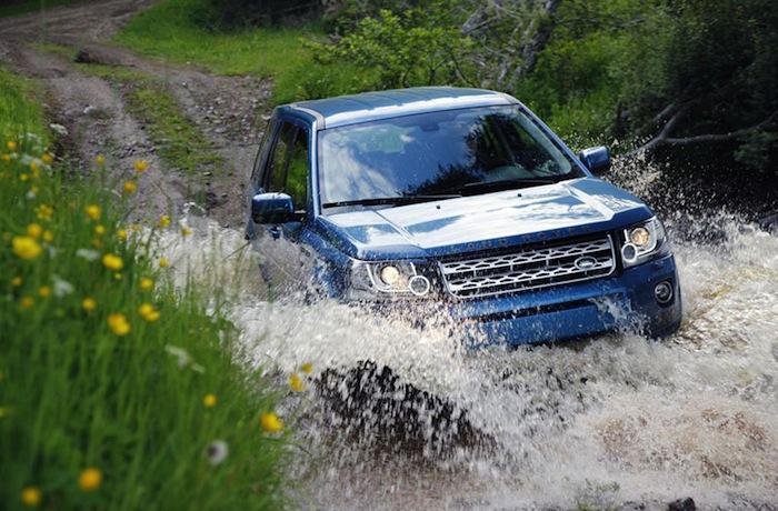 Land Rover Freelander 2 философия