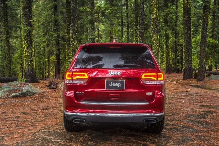 Grand Cherokee получает дизельный двигатель
