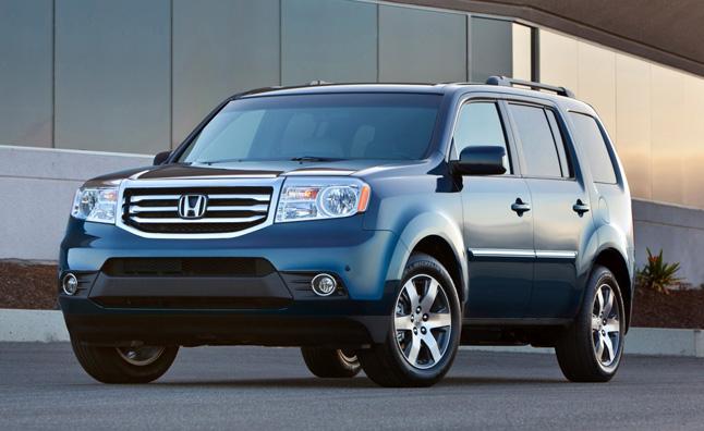 Honda отзывает 748,000 автомобилей