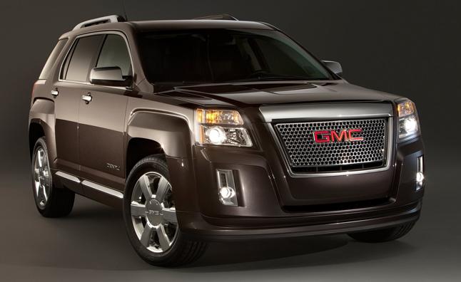 Chevrolet Equinox и GMC Terrain не получат eAssist