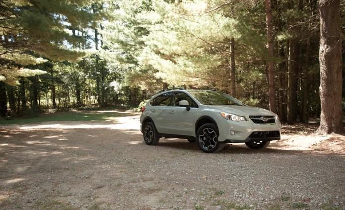 Встречайте Subaru XV Crosstrek