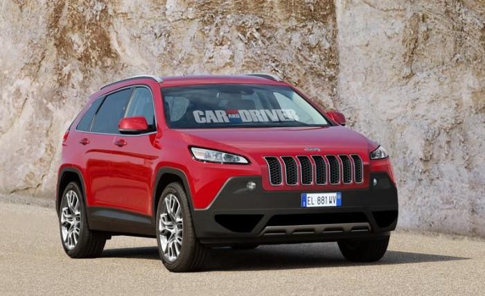 Обновленный 2014 Jeep Liberty