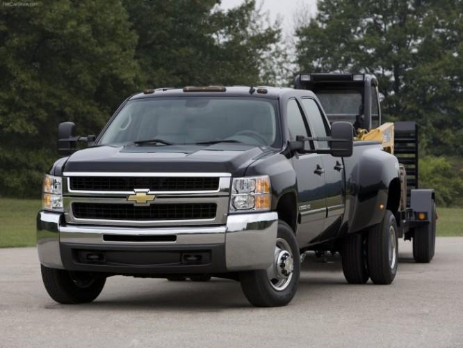 Создай свой собственный Chevrolet Silverado