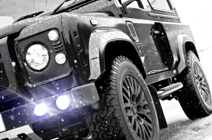 Land Rover Defender Winter Edition ?? ?????? ?????? Kahn