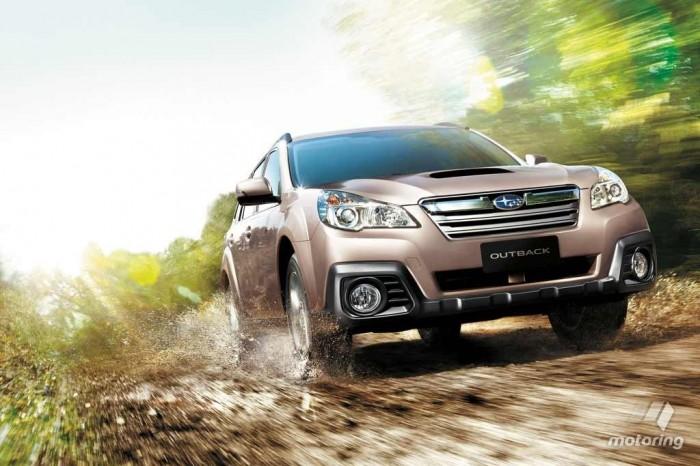 Дизельные Subaru будут комплектоваться CVT