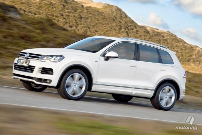 Дизельный V8 для VW Touareg