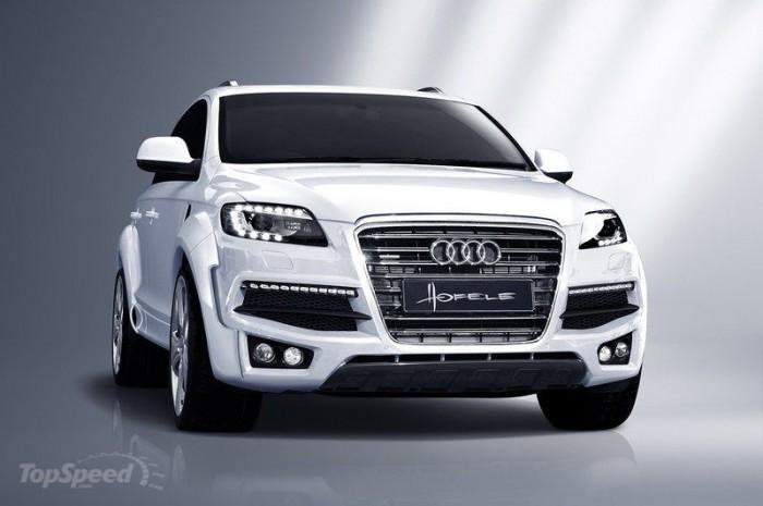 Пакет обновления GT 780 Kit для Audi Q7