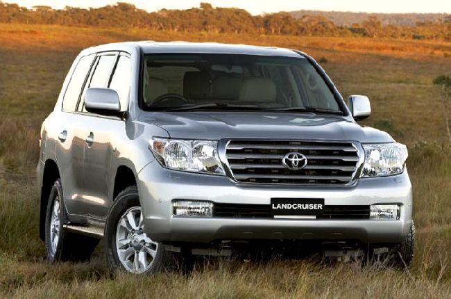 Toyota испытывает систему безопасности будущего