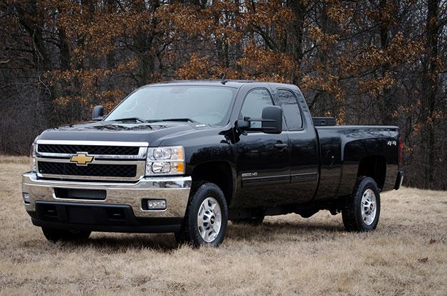 GM отзывает большую партию внедорожников