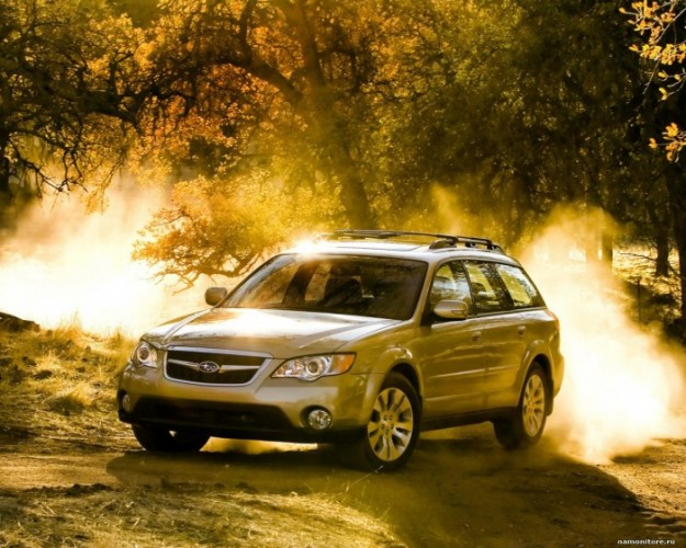 Компания Subaru отзывает 634,000 автомобилей