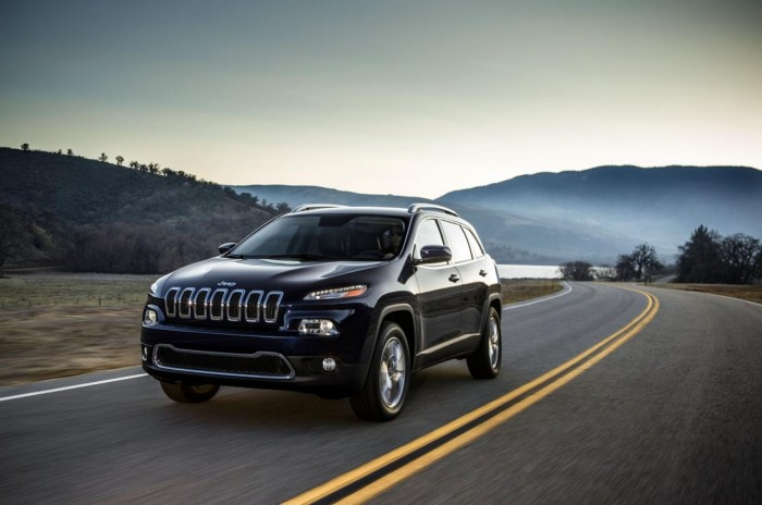 Jeep  Cherokee  2014 модельного года