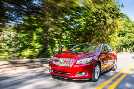 2013-Chevrolet-Malibu-LTZ-Red-Trees-445