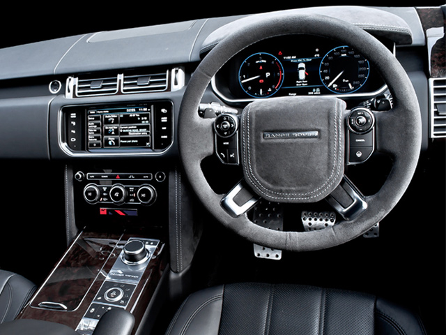 Range Rover Vogue Black Label Edition