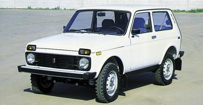 Lada Niva 4х4