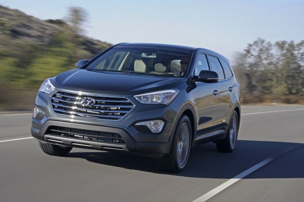 Hyundai ???????? ???? ?????????? Santa Fe